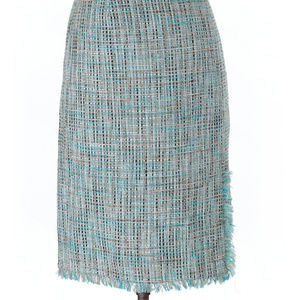 Light blue tweed skirt (Nordstrom)